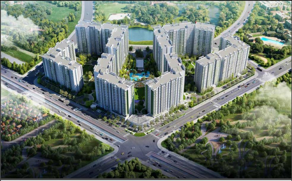 Căn Hộ Block E Khu Emerald Celadon City